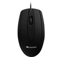 Мышь Canyon CNE-CMS1 Black